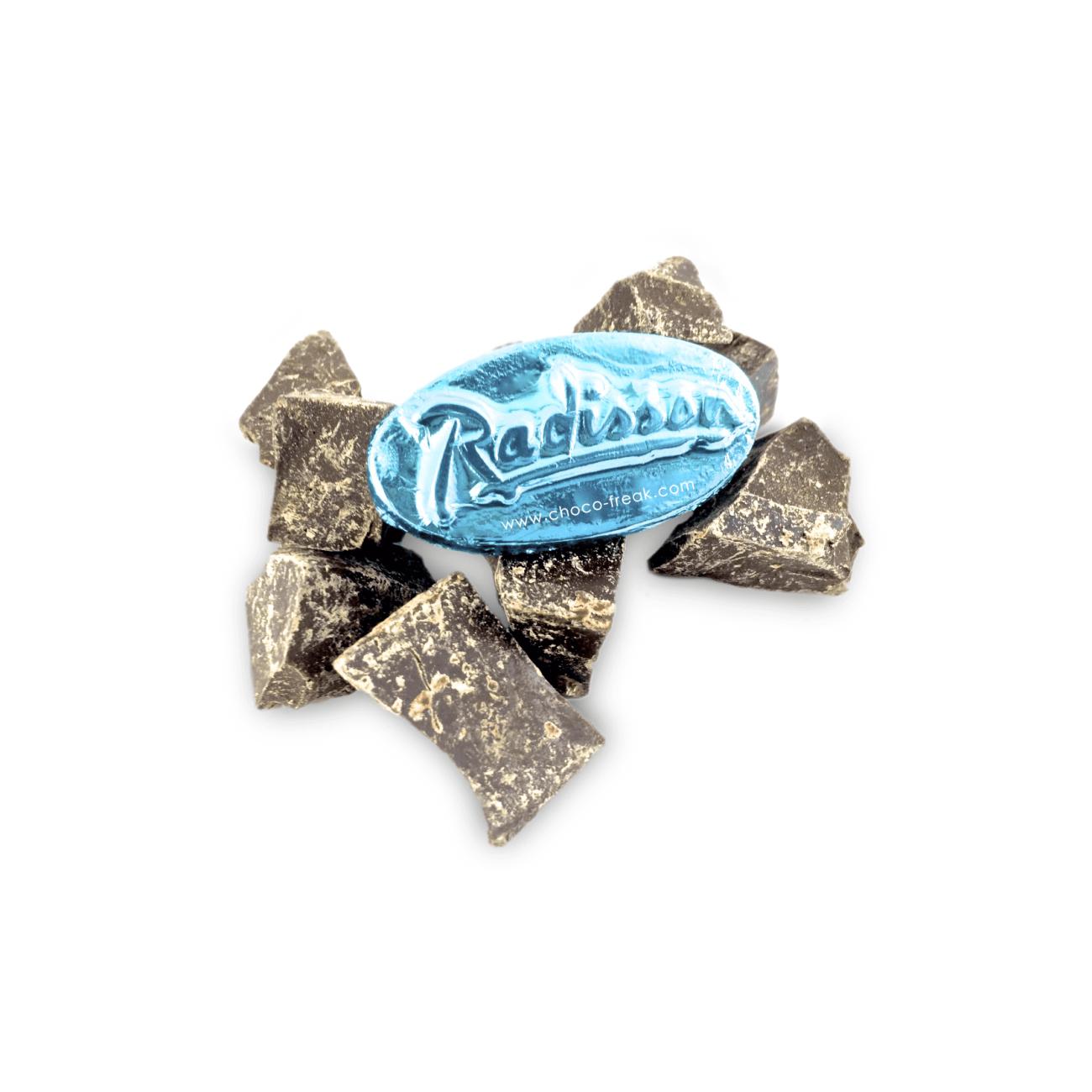 chocolates personalizados en alto relieve