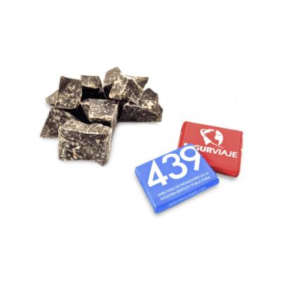tabletas de chocolates personalizadas