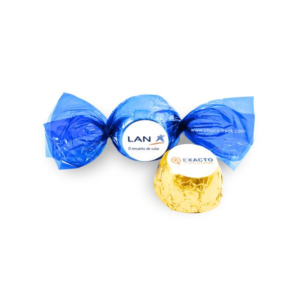 Bombones personalizados, productos promocionales Quito, Guayaquil, Ecuador