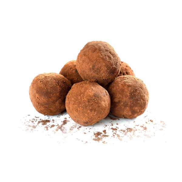 Chocolates a domicilio San Valentin, caja de 9 trufas de chocolate Quito Guayaquil Ecuador
