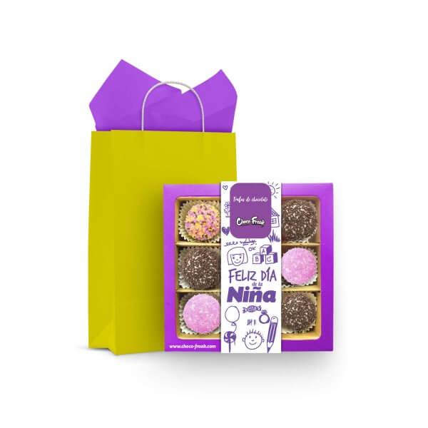 Chocolates para niña. Regalo a domicilio para niñas Quito Guayaquil Cuenca Ecuador